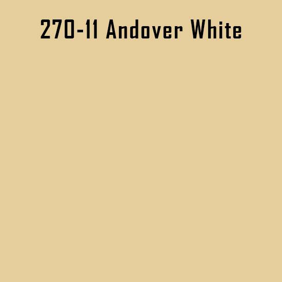 Andover White
