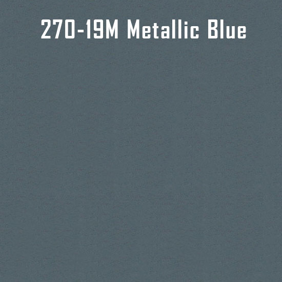 Metallic Blue Stove Paint