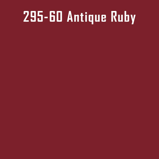 Antique Ruby Stove Paint