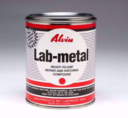 Lab-metal (gallon can)