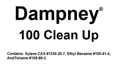 Dampney 100 Thinner for Clean Up