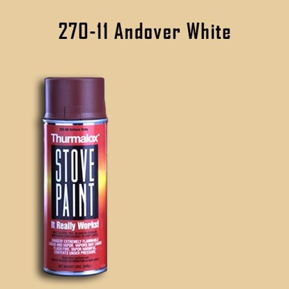 Thurmalox Andover White Stove Paint - 12 oz. Aerosol Spray Can