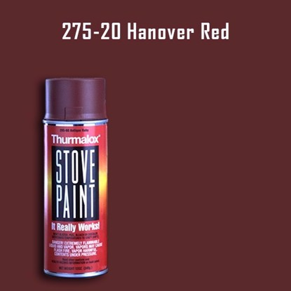Thurmalox Hanover Red Stove Paint - 12 oz. Aerosol Spray Can