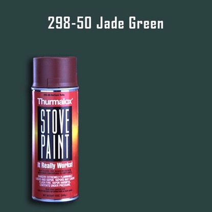 Thurmalox Jade Green High Temperature Stove Paint - 12 oz. Aerosol Spray Can