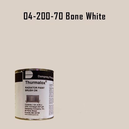 Thurmalox® 200 Series  Bone White Radiator Paint - 1 Quart Can