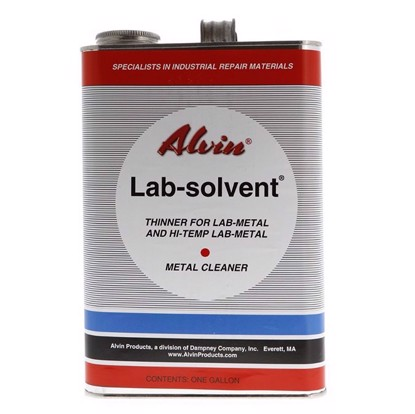 METAL CLEANER and THINNER needed for Lab-metal and Hi-Temp Lab-metal