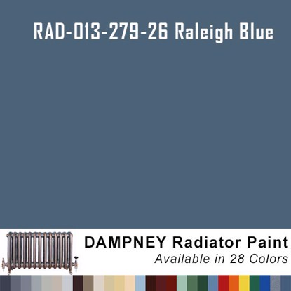 Thurmalox® 200 Series Raleigh Blue Radiator Paint - 12 Oz Aerosol Can